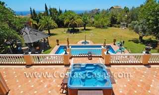 Majestic luxury villa for Sale in Camojan, Marbella 0