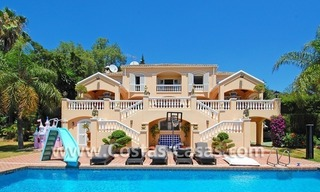 Majestic luxury villa for Sale in Camojan, Marbella 2