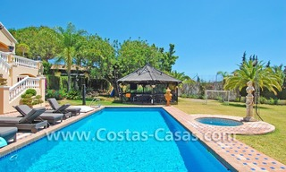Majestic luxury villa for Sale in Camojan, Marbella 3