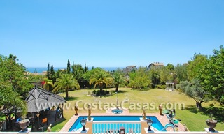 Majestic luxury villa for Sale in Camojan, Marbella 1