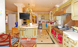Majestic luxury villa for Sale in Camojan, Marbella 19