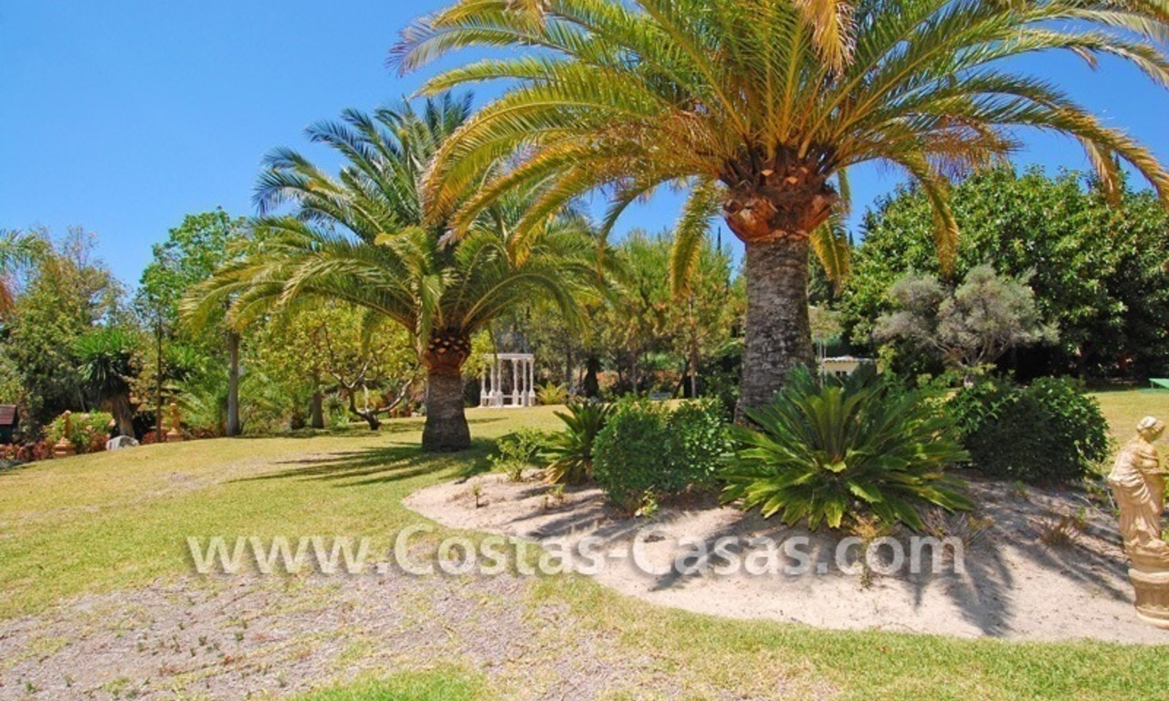 Majestic luxury villa for Sale in Camojan, Marbella 7