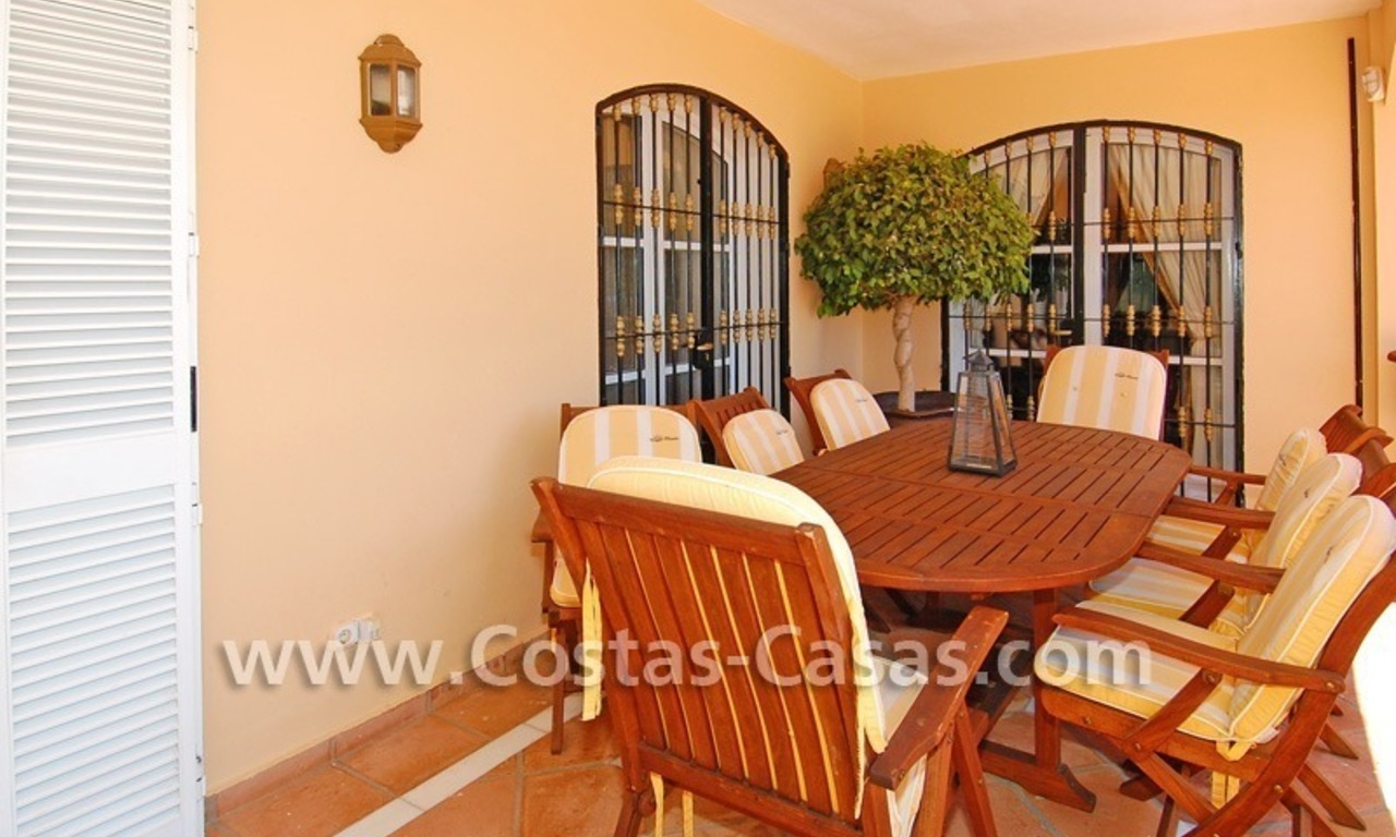 Majestic luxury villa for Sale in Camojan, Marbella 11