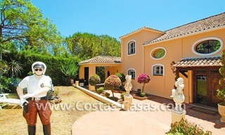 Majestic luxury villa for Sale in Camojan, Marbella 12