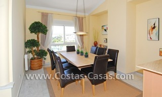 4-bedroomed penthouse apartment for sale on the beachfront complex in Marbella 10