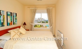 4-bedroomed penthouse apartment for sale on the beachfront complex in Marbella 15