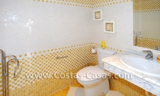 4-bedroomed penthouse apartment for sale on the beachfront complex in Marbella 18