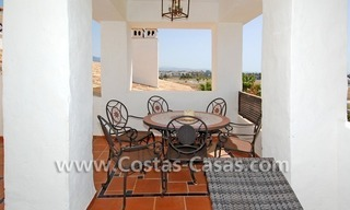 4-bedroomed penthouse apartment for sale on the beachfront complex in Marbella 8