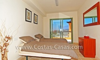 Bargain luxury golf penthouse apartment to buy in a golf resort, Benahavis - Estepona - Marbella 7