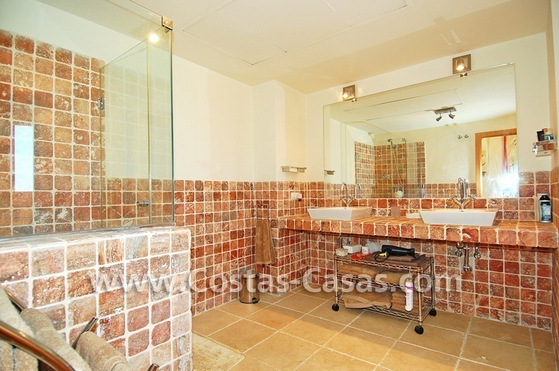 Bargain luxury golf penthouse apartment to buy in a golf resort, Benahavis - Estepona - Marbella 10
