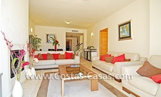 Bargain luxury golf penthouse apartment to buy in a golf resort, Benahavis - Estepona - Marbella 2