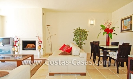Bargain luxury golf penthouse apartment to buy in a golf resort, Benahavis - Estepona - Marbella 3
