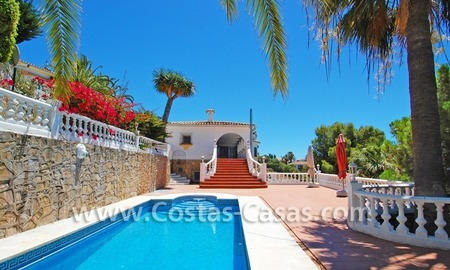 Bargain andalusian styled villa for sale in Marbella 1