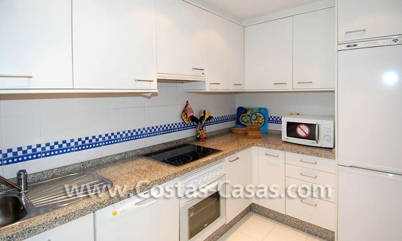 Beachside apartment for sale in Marbella 5