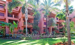 Beachside apartment for sale in Marbella 11