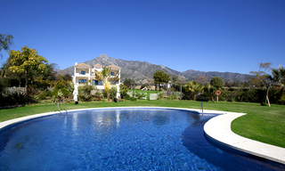 Modern Andalusian mansion for sale on the Golden Mile in Marbella 1