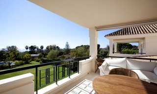 Modern Andalusian mansion for sale on the Golden Mile in Marbella 4