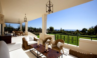 Modern Andalusian mansion for sale on the Golden Mile in Marbella 8