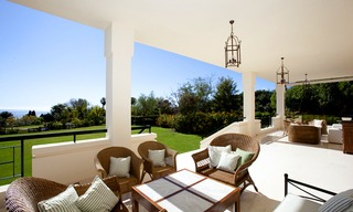 Modern Andalusian mansion for sale on the Golden Mile in Marbella 9