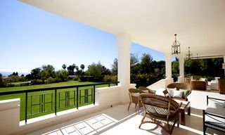 Modern Andalusian mansion for sale on the Golden Mile in Marbella 10