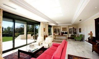 Modern Andalusian mansion for sale on the Golden Mile in Marbella 13