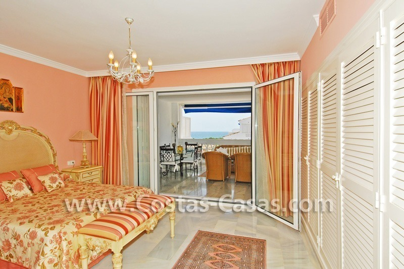 Beachfront luxury apartment for sale in Puerto Banus – Marbella 6