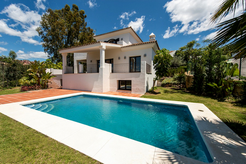 Bargain New luxury villa for sale, Marbella – Benahavis