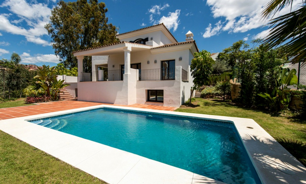 Bargain New luxury villa for sale, Marbella – Benahavis 0