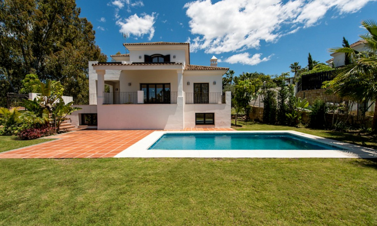Bargain New luxury villa for sale, Marbella – Benahavis 3