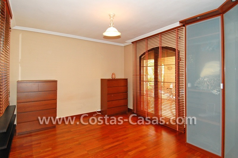 Golf apartment for sale in a gated first line golf complex, Marbella – Benahavis 10