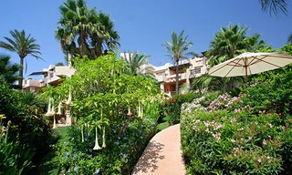 Luxury apartment for sale on the Golden Mile in Marbella 11