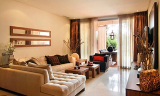 Luxury apartment for sale on the Golden Mile in Marbella 3
