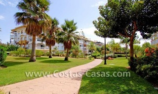 Ground floor golf apartment for sale, Puerto Banus – Marbella – Nueva Andalucia 8