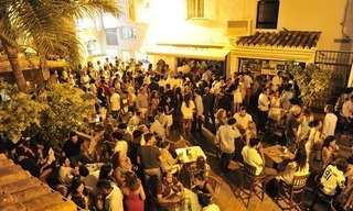 Day and nightlife in Puerto Banus Marbella 14