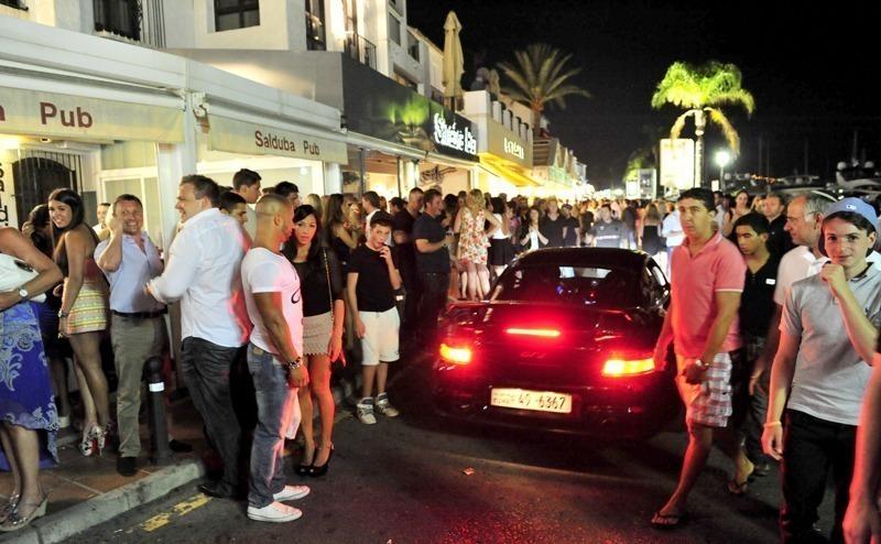 Day And Nightlife In Puerto Banus Marbella