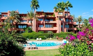 Bargain beachside penthouse apartment for sale in Marbella East 8