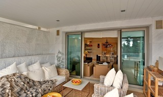 Exclusive new luxury modern apartments and penthouses for sale on the Golden Mile near Marbella centre 1