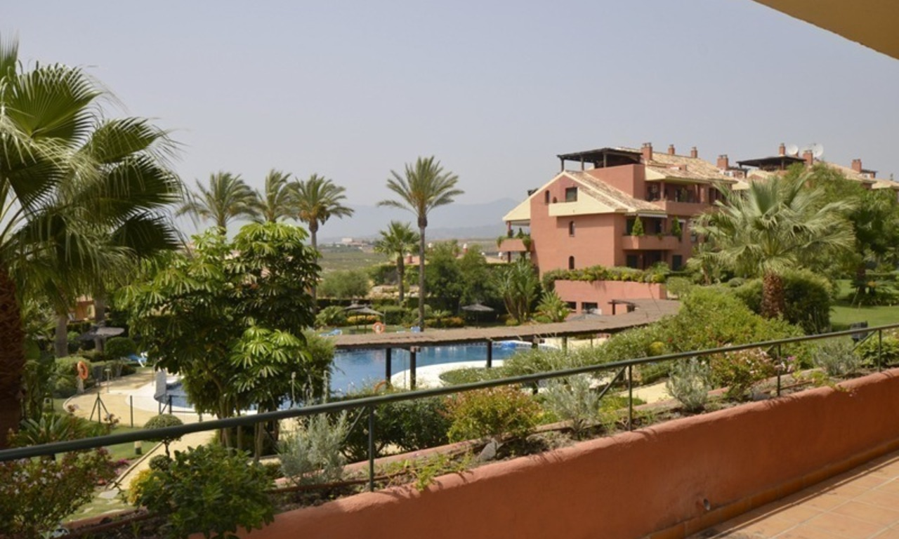 2 Bargain Beachside apartments for sale between Marbella and Estepona 0