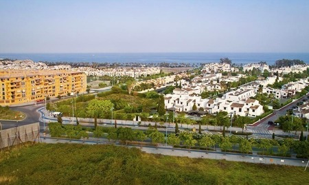 Pre-release of new beachside apartments for sale beachside in Marbella