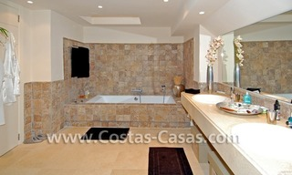 Luxury frontline golf modern penthouse for sale in a 5*golf resort, Benahavis - Estepona - Marbella 22