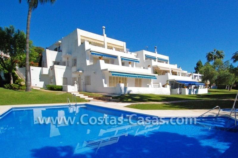 Bargain Spacious and renovated apartment for sale in Nueva Andalucia – Marbella, close to Puerto Banus