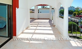Andalusian styled beachside villa for sale in Marbella 3