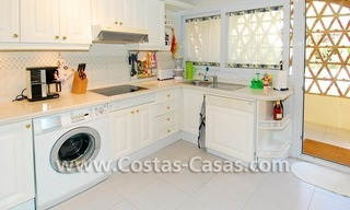 Front line beach apartment for sale in Marbella 14