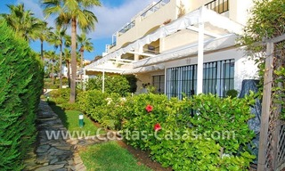 Front line beach apartment for sale in Marbella 10