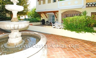 Front line beach apartment for sale in Marbella 4