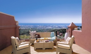 Spacious luxury apartments and penthouses for sale in the area of Marbella - Benahavis 0