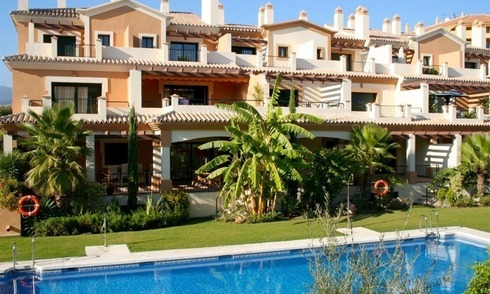 Luxury apartments and penthouses for sale in San Pedro – Marbella