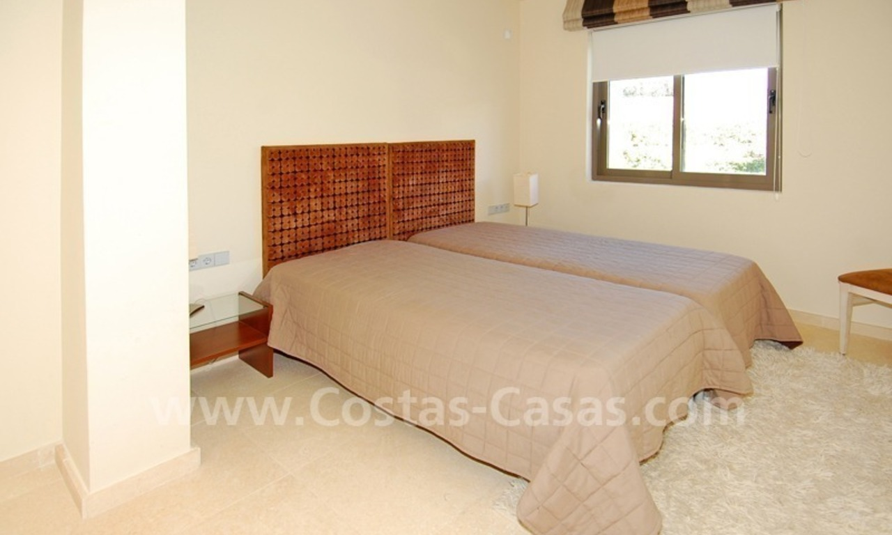 Modern styled golf apartment for sale in a 5*golf resort, Benahavis - Estepona - Marbella 10