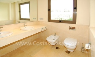 Modern styled golf apartment for sale in a 5*golf resort, Benahavis - Estepona - Marbella 14