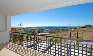 Modern styled golf apartment for sale in a 5*golf resort, Benahavis - Estepona - Marbella 6